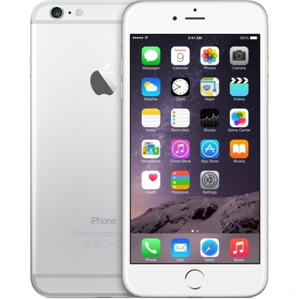 Apple iPhone 6 Plus 16/64/128GB Silver