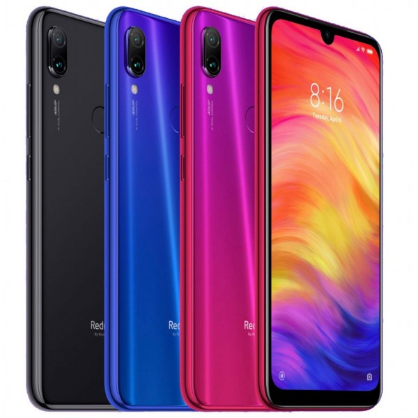 Купить Xiaomi - Xiaomi Redmi Note 7 4/128Gb во Владимире,Коврове дешево